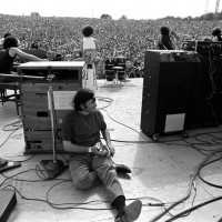 Bill Graham at Woodstock 69444-23