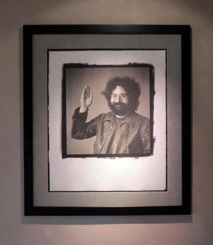 Jerry Garcia Baron Wolman Photo Print Photograph