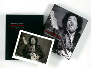 Limited Edition Rolling Stone Years Baron Wolman